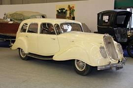 Panhard 1938 Dynamic limousine