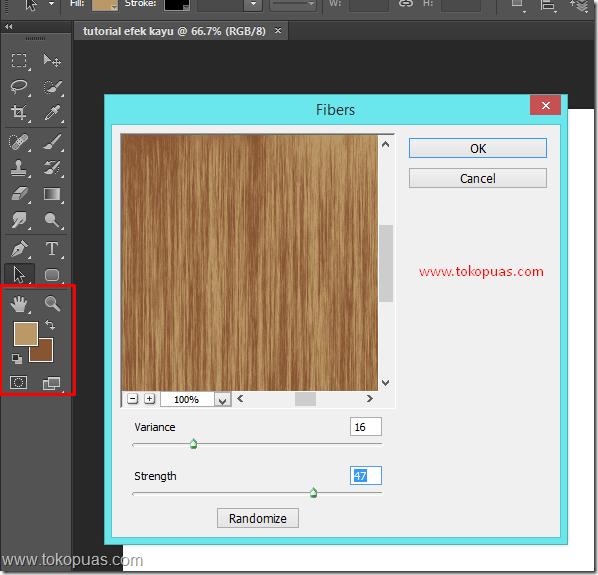 tutorial trik efek kayu photoshop efek