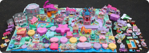 ebay polly pockets