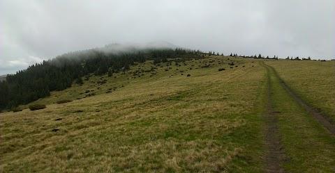 hrebeň Bihorských vrchov