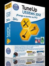 TuneUp Utilities 2012 + Serial Y Crack