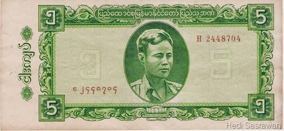 Mata uang Kyat