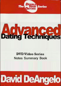 Cover of David Deangelo's Book Double Your Dating Advanced Series Notes Summary