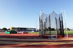 Inauguration du stade bigouden - Samedi 19 octobre 2012 Vue de la piste et de la tribune