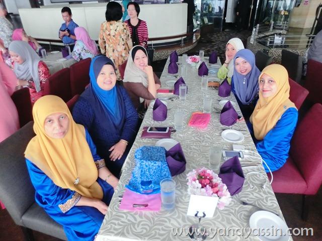 Restoran Berputar Menara Kuala Lumpur