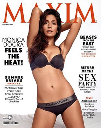Monica Dogra May 2015