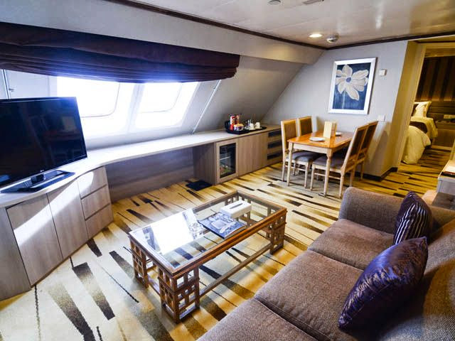 Super Star Libra - Executive Suite ( Cabin )