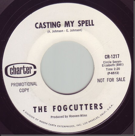 fogcutters casting my spell
