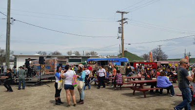 Krav food truck, shaved ice, BBQ