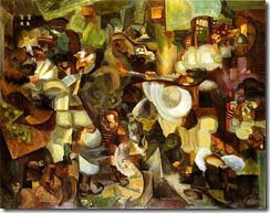 20130531072855!Henri_Le_Fauconnier,_Les_Montagnards_attaqués_par_des_ours_(Mountaineers_Attacked_by_Bears)_1912,_RISD_Museum