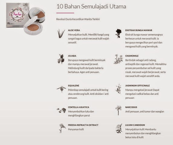 Syalaa BB Cushion Cream