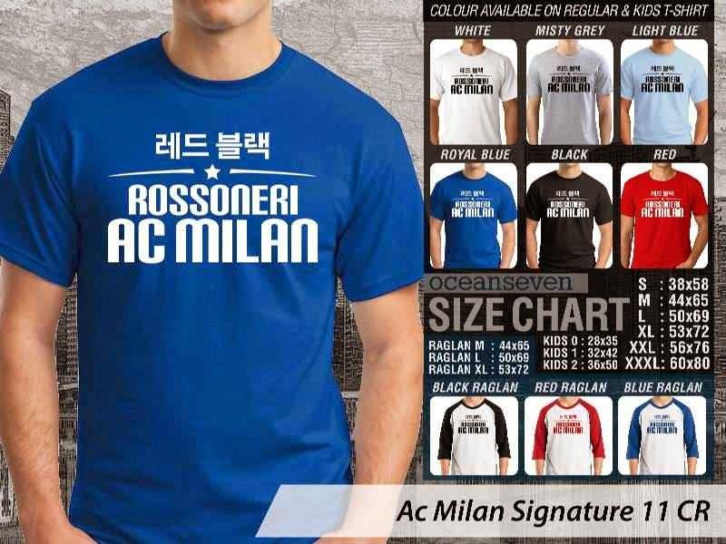 KAOS AC Milan 28 Lega Calcio distro ocean seven