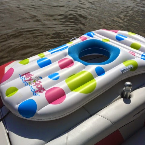 Memorial Day Lake Norman, BellyFlopz: Stilettos and Diapers