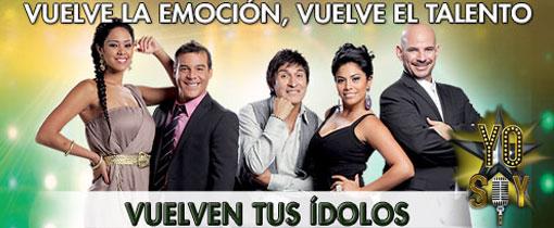 Yo Soy en Vivo - Sexta Temporada - Frecuencia Latina