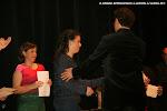 Recoge el 2º Premio, categoría B, Gemma Caro Torralba (España)