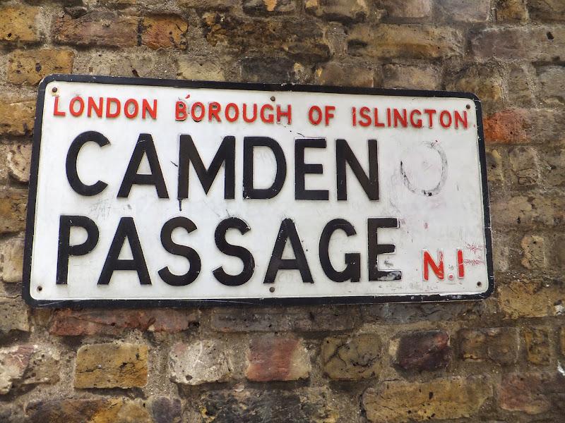 Camden Passage Market, Londres
