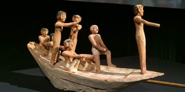 Egypt recovers ancient artefacts smuggled to US