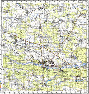 Map 100k--m35-047--(1986)