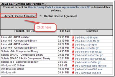 download java 7 offline installer 64 bit