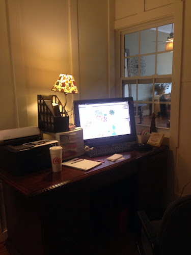 Office at A Southern Lady's Designs