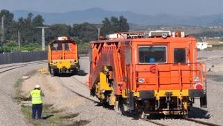 La ligne ferroviaire Mécheria (Naâma)-El Bayadh à réceptionner en décembre 2016