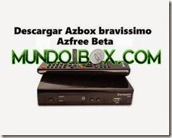 AZBOX BRAVISSIMO AZFREE