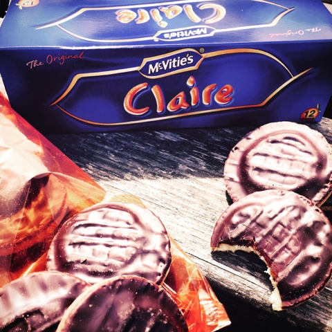 McVities personalised Jaffa Cakes - Foodie Quine Reviews - Foodie Parcels in the Post - June 2015