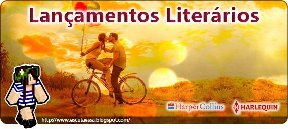Lançamentos Literários - Harlequin Nov 2015