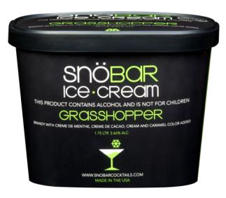 SnöBar — Frozen Alcohol-Infused Ice-Pops and Ice Cream