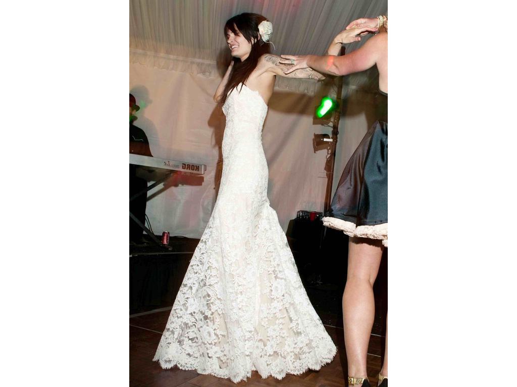 wedding gown replicas monique