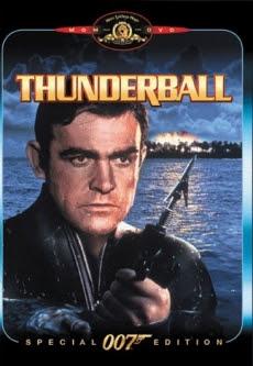 Điệp Viên 007: Quả Cầu Sấm Sét - James Bond 007: Thunderball
