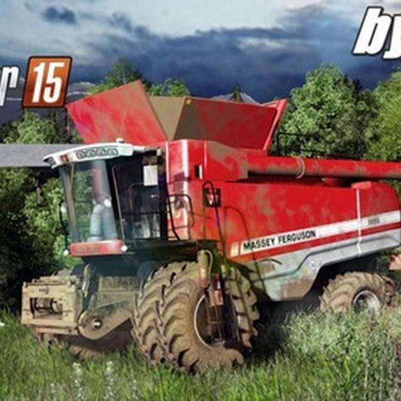 Farming simulator 2015 - Massey Ferguson 9895 v 1.0
