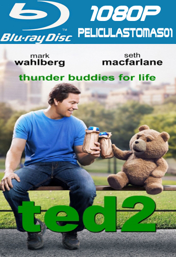 Ted 2 (2015) [BRRip 1080p/Dual Latino-ingles]