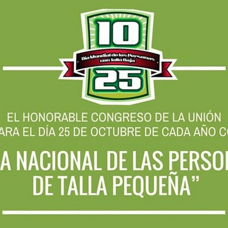 Día Nacional de las Personas de Talla Pequeña