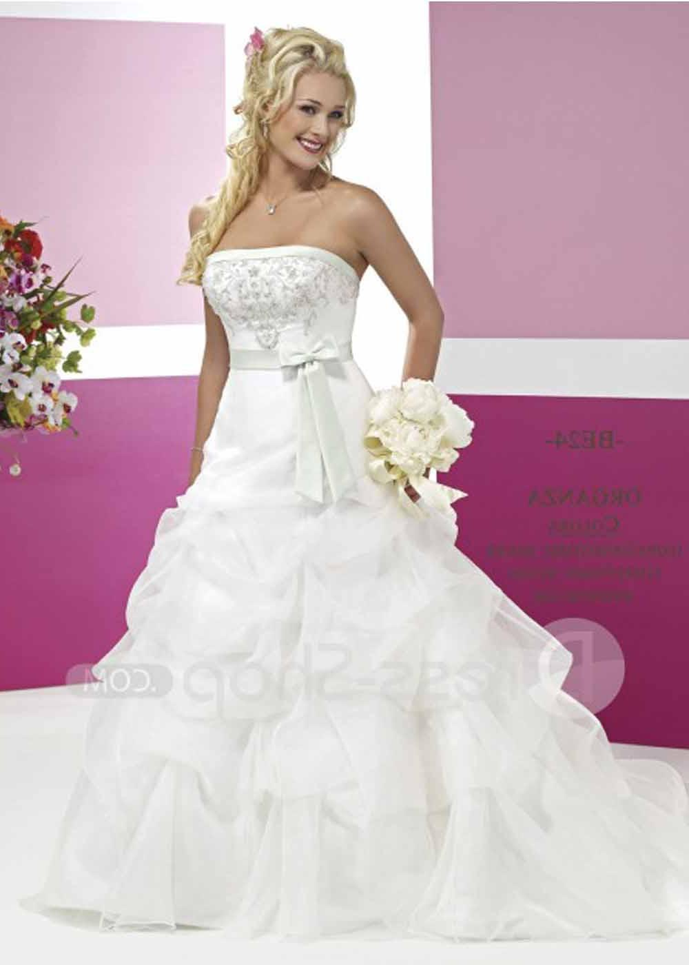 Beautiful Organza Wedding