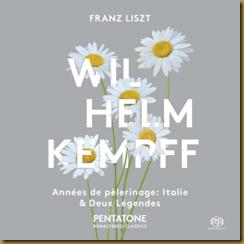 Kempff Liszt Pentatone