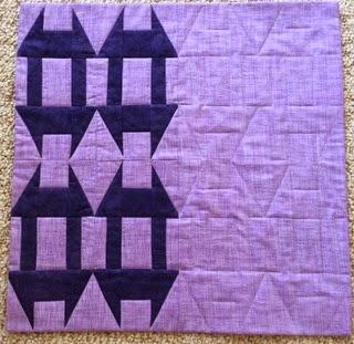 Purple Monkeys by Evelyn Larrison