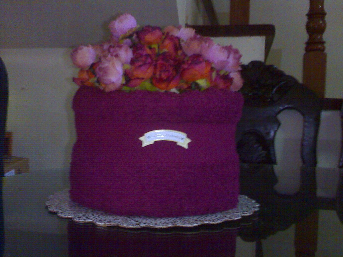 sweet towel cakes by caked