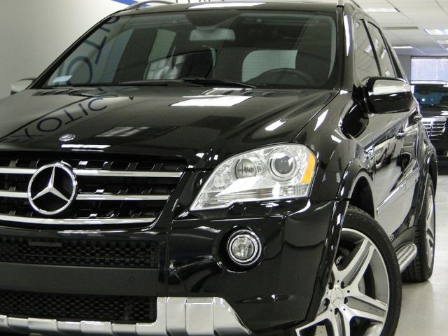 2009 mercedes ml 63 amg for sale