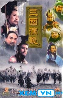 Tam Quốc Diễn Nghĩa - A Romance Of Three... (1994)