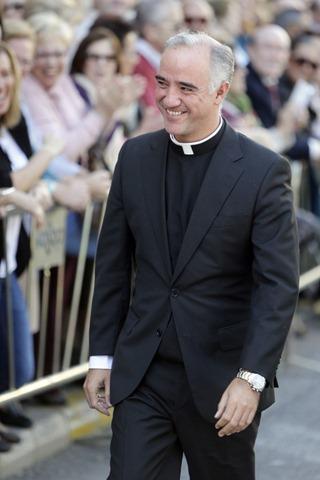 Ignacio Jiménez Sánchez-Dalp, que casará a Cayetano y Eva
