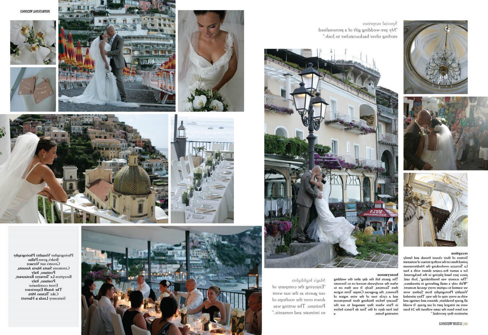 New Luxury Wedding mag on