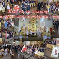 2015-05-03 Msza św. za Ojczyznę