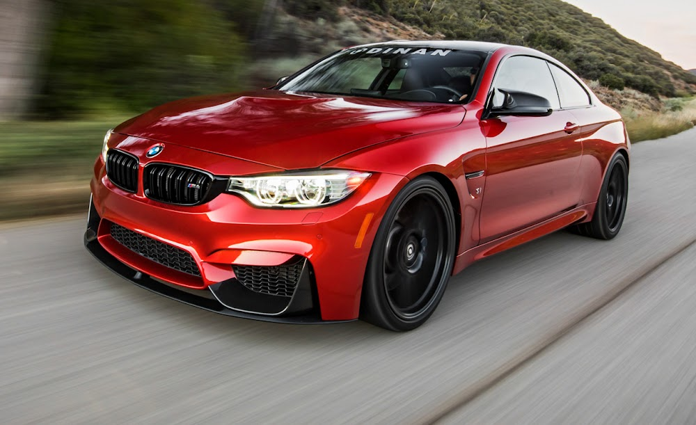 2015 Dinan Engineering S1 BMW M4 Review Car Price Concept