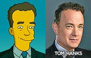 Famosos convertidos en los Simpsons