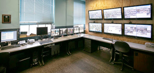 Parkchester South Security Command Center