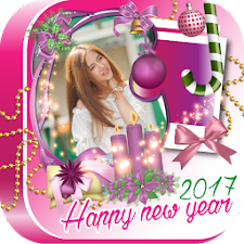Happy New Year Frames 2017
