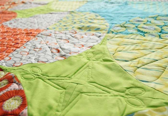 Modern Patchwork Summer 2015 FOR YOU by ZEN CHIC