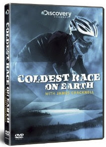 Arktyczny maraton / Coldest Race on Earth with James Cracknell (2011) PL.TVRip.XviD / Lektor PL