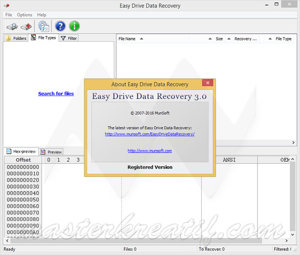 Easy Drive Data Recovery 3.0